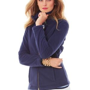 Lilly Pulitzer Fleece Jacker Small